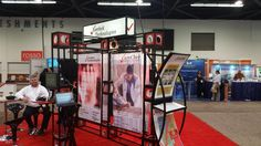 Truss Trade Show Display Booth 10' x 10'