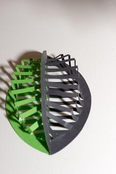 Kirigami - Arquitetura Calatrava : )