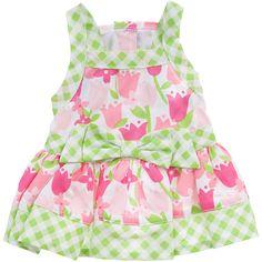 Petco Smoochie Pooch Tulip Dog Dress