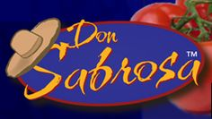 Don Sabrosa makes delicious and healthy salsas.