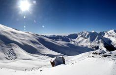 Sommet de la station des Orres - Hautes-Alpes - France #Alpes #Alps #France #tourismpaca #tourismepaca #snow