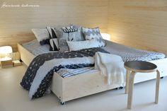 Sänky Bed, Furniture, Home Decor, Homemade Home Decor, Stream Bed, Home Furnishings, Beds, Decoration Home, Arredamento