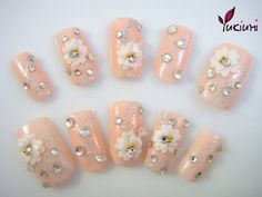 Japanese Nail Art : Photo