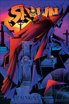 SPAWN.COM >> COMICS >> SPAWN >> MONTHLY SERIES >> ISSUE 2