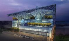 Masdar Headquarters / Adrian Smith + Gordon Gill