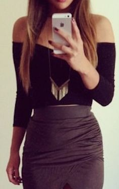 Partier Cropped Top