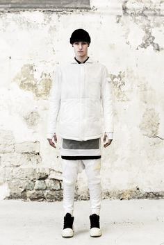 11 By Boris Bidjan Saberi 2015 Fall/Winter Lookbook