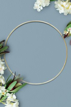 Download premium psd / image of Round gold frame with paper craft flowers mockup by Ake about Flower circle frame, paper craft mockup, background, flower frame, and floral frames 1204191