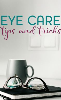 We all know that we need to take care of ourselves. This extends to our eyes as well. How do you protect your eyesight? #ThinkAboutYourEyes #IC #ad