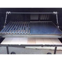 Parrilla Tambor Chulengo Super Completa Xxl - $ 3.599,00