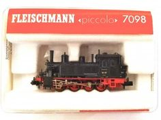 FLEISCHMANN PICCOLO DAMPFLOK 7098