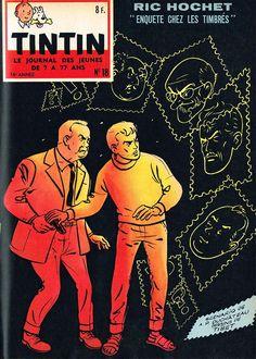 Le Journal de Tintin - Edition Belge - N°  659 - 1959-18 - Mercredi 6 Mai 1959 - Couverture : Tibet