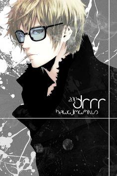 Hot Sale DuRaRaRa! Heiwajima Shizuo Cosplay Sunglasses Prop Eyewear Accessories