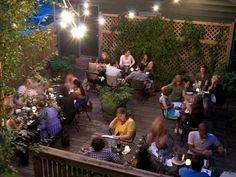 Staff Picks: The Best Outdoor Patios in Chicago