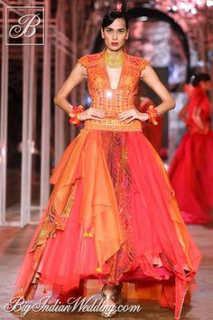 Tarun Tahiliani bridal collection 2013