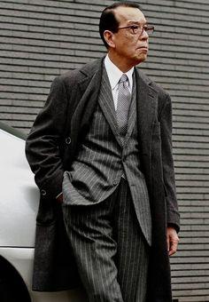 sartorialeblog: Style Inspiration: Yukio Akamine