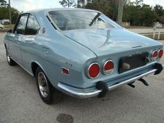 The original ancestor to today's Mazda6 sedan, the RX-2 was available in the US with a Wankel rotary engine.