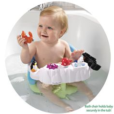 Babys Bath Chair - Educational Toys, Specialty Toys and Games - Creative, Award Winning for Science, Math and More | Young Explorers