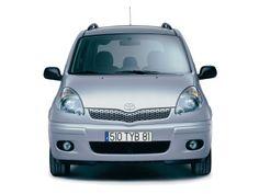 Toyota Yaris Verso Worldwide '2003–06