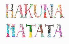 cute, hakuna matata, lion king, lovely - image #731031 on Favim.com