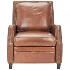 Buddy Italian Leather Recliner  sc 1 st  Pinterest & Petite Leather Recliner found at @JCPenney | My Furniture ... islam-shia.org