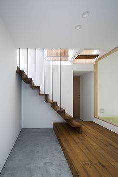 7層の住宅・間取り(大阪府東大阪市) | 注文住宅なら建築設計事務所 フリーダムアーキテクツデザイン