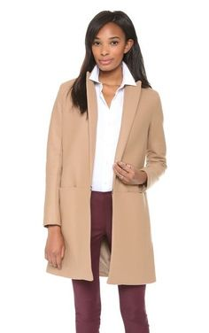 Professionelle: Elibeth Oversized Coat - Fall 2013 Trends