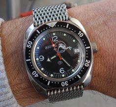 Vostok amphibia 710 mod