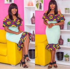 Super Cool Print Fashion And Styles : Beautiful Clothing african print dresses styles african styles for ladies african print dresses 2018 . African Print Shirt, African Shirts, African Print Dresses, African Wear, African Attire, African Fashion Dresses, African Women, African Dress, African Inspired Fashion