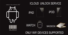 Icloud+Unlock+/+Removal+service.+iPad,+iPod,+iWatch,+MacBook,+iPhone+With+Wifi+(WiFi+Devices+Only)