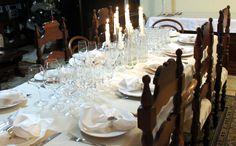 mesa charmosa para receber amigos | www.sweet.com.br