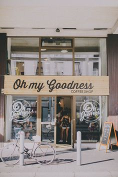 Oh My Goodness coffee Strasbourg, France