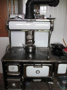 347 best old stove collection images on Pinterest | Antique stove ...