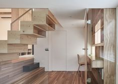 HAO Design Renovates a Compact Apartment in Kaohsiung, Taiwan