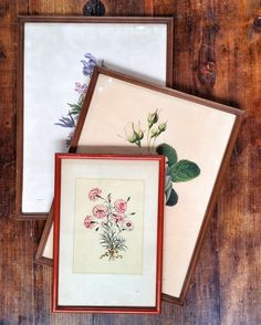 Antique prints