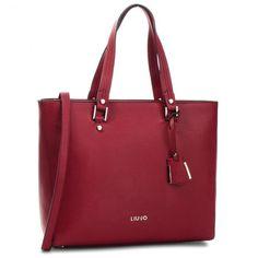 Дамска чанта LIU JO - L Tote Isola N68006 E0033 Red 91656 e4f64ca1450