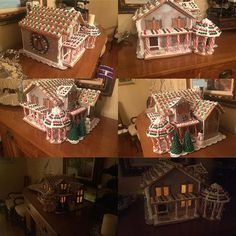 2016 Gingerbread creation
