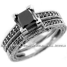 Black diamonds...this girl's bf of choice...  ;)