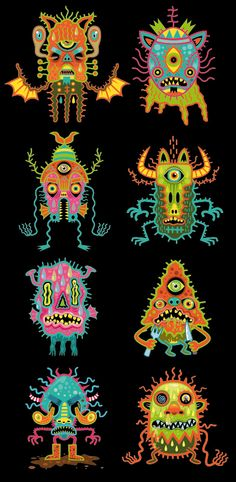 Virus by French artist - NIARk1 {niark1.com}