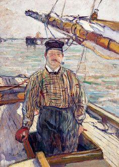 Emile Davoust - 1889 - Kunsthaus - Zurich. Henri de Toulouse-Lautrec.