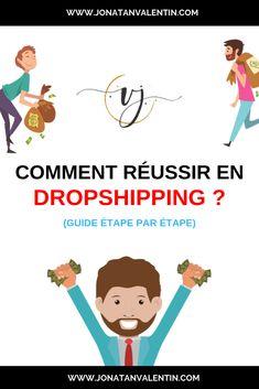 Voici tout ce que tu dois commencer à mettre en place pour faire de l'argent avec le dropshipping en 2019! #dropshipping france #dropshipping produit #dropshipping francais