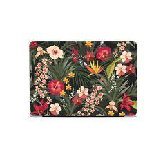 Red Garden MacBook Case – This is iT Original Macbook Case, Custom Design, Lady, Unique, Garden, Style, Swag, Garten, Lawn And Garden