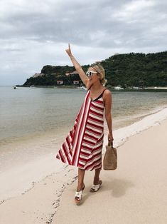 Damsel in Dior | Peace Out St. Barts