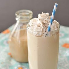 Salted Caramel Blended Ice Milk Recipes — Dishmaps