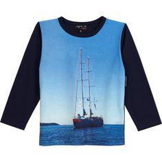 kid winter 2015-16 - t-shirt Tara enfant #agnesb #agnesbenfant #taraoceans