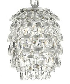 Love this Sparkle Crystal Chandelier by Gallery Lighting on #zulily! #zulilyfinds