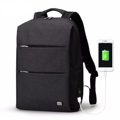 NEW ARRIVALS MEN BACKPACK FOR 15.6 INCHES LAPTOP $59.99