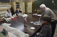 Opleiding restauratievakman van schilderijen | SYNTRA Limburg | Uw opleiding, onze zaak