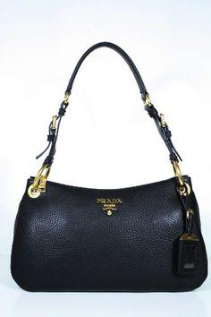 11ebc93b9a55 Prada handbags Black Leather BR4894 « Clothing Impulse Cheap Handbags
