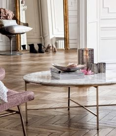 A coleção Parisian Chic da H&M Home